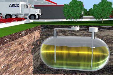 Градуировка и дефектовка резервуаров