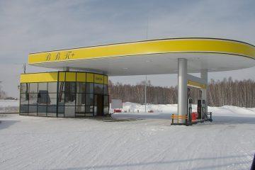 Строительство АЗС и нефтебаз